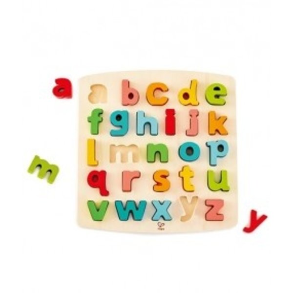 Hape Houten alfabetpuzzel