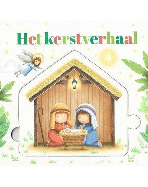 Het kerstverhaal met puzzel