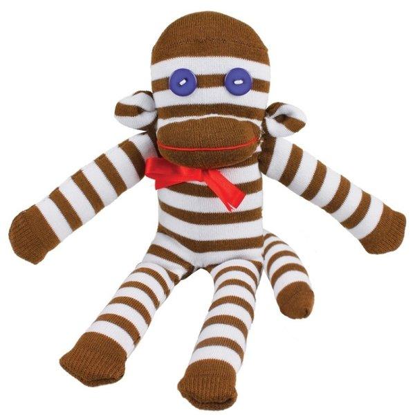 Zelf een Sok aap maken