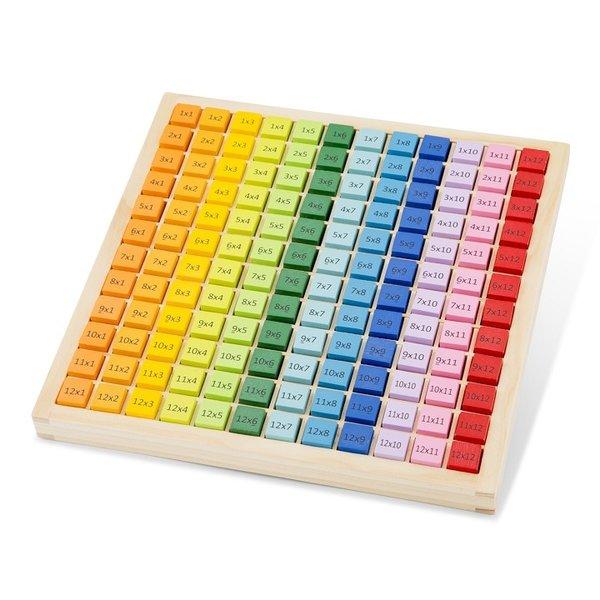 New Classic Toys Gekleurde blokjes wiskunde