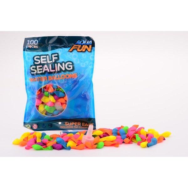 JohnToy Zelfsluitende waterballon 100stuks