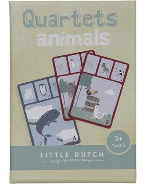 Little Dutch Kwartet dieren