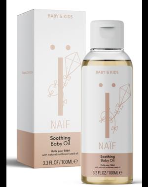 Naïf Baby massage olie