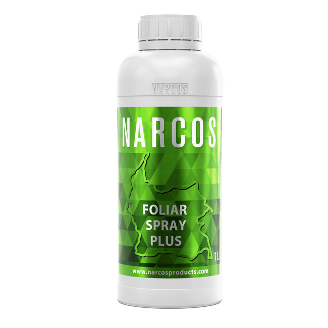 NARCOS® Narcos Organic Foliar Spray Plus