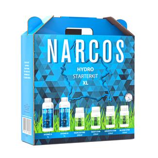 NARCOS® Narcos Starterkit Hydro A+B XL
