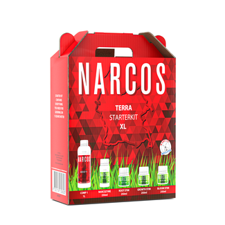 NARCOS® Narcos Starterkit Comp1 XL