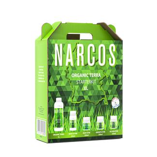 NARCOS® Narcos Starterkit Organic Terra XL