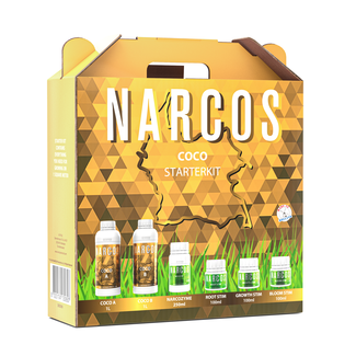 NARCOS® Narcos Starterkit Coco A+B
