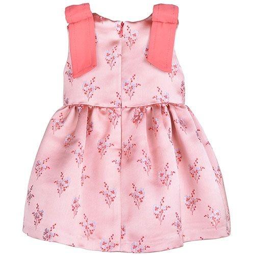 Hucklebones London Bodice Dress & Bloomers Milkshake (Jurk)-5