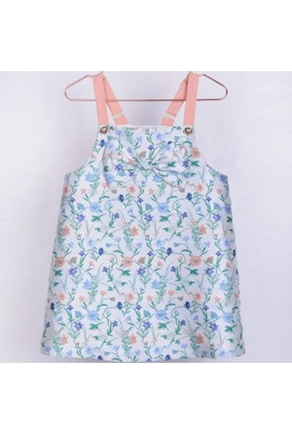 Hucklebones Pinafore Dress