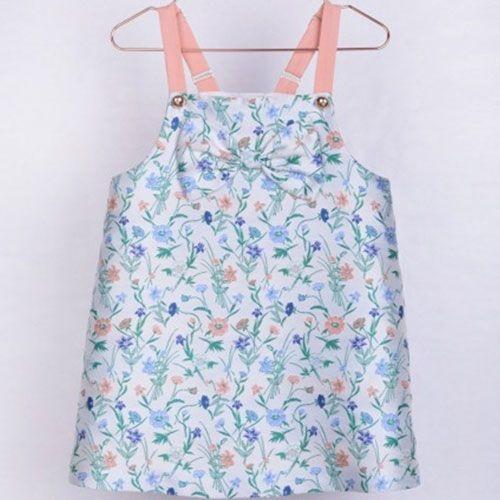 Hucklebones Pinafore Dress-1