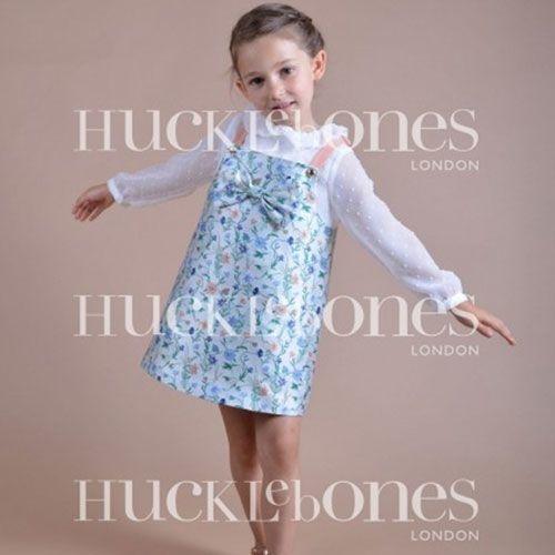 Hucklebones Pinafore Dress-3