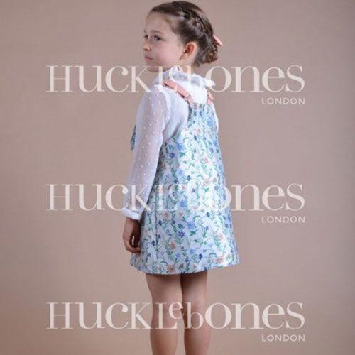 Hucklebones Pinafore Dress-4