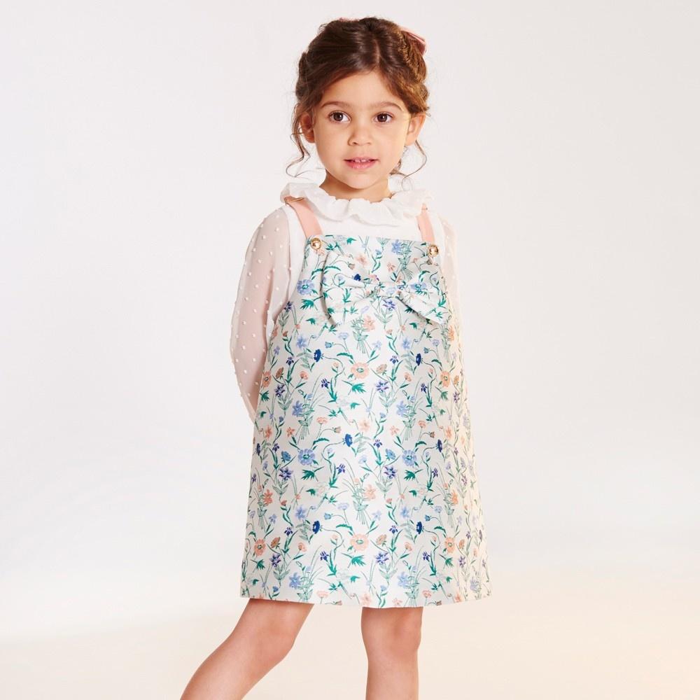 Hucklebones Pinafore Dress-2