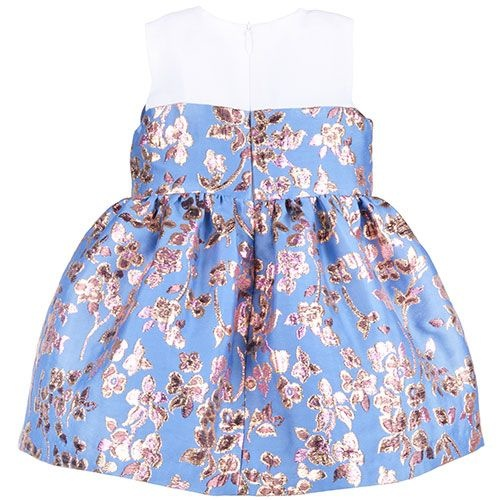 Hucklebones Ruffle Bodice Dress and Bloomers-3