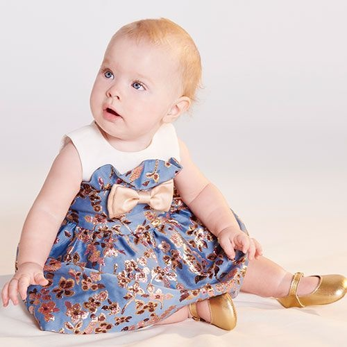Hucklebones Ruffle Bodice Dress and Bloomers-2