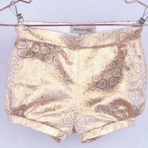 Hucklebones Bubble Shorts Gilted Teacup-1