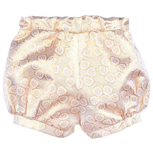 Hucklebones Bubble Shorts Gilted Teacup-3