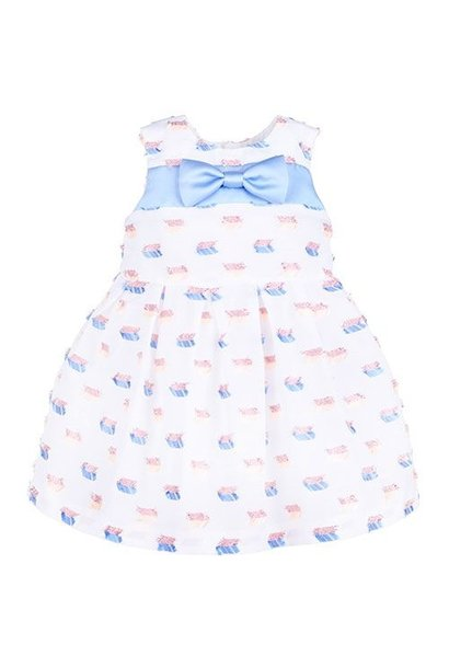 Hucklebones Bodice Dress and Bloomers (Jurk)