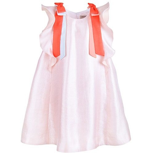 Hucklebones Ribbon Flutter Dress (Jurk)-1