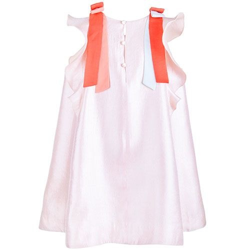 Hucklebones Ribbon Flutter Dress (Jurk)-3