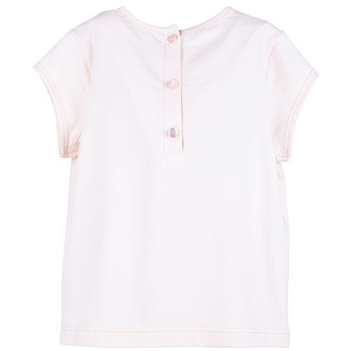 Hucklebones Bow Top Gilted Teacup (t-shirt)-3