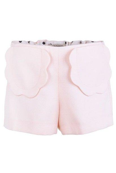 Hucklebones Petal Pocket Shorts