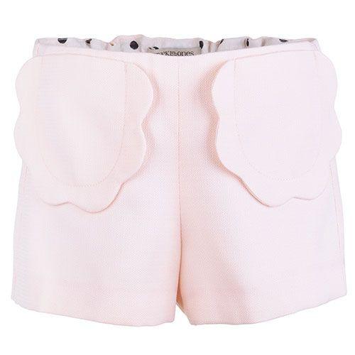 Hucklebones Petal Pocket Shorts-1