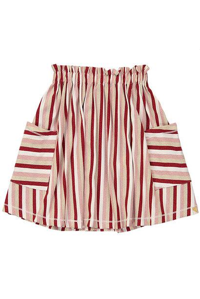 Blune Paris Alors On Danse Jupe Skirt Bonbon Fraise (Rok)