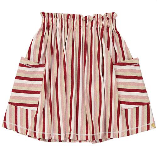 """Blune Paris """"Alors On Danse"""" Jupe Skirt Bonbon Fraise (Rok)-1"""