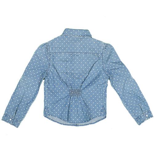 Blu & Blue New York Polka Dot Shirt (Blouse)-2