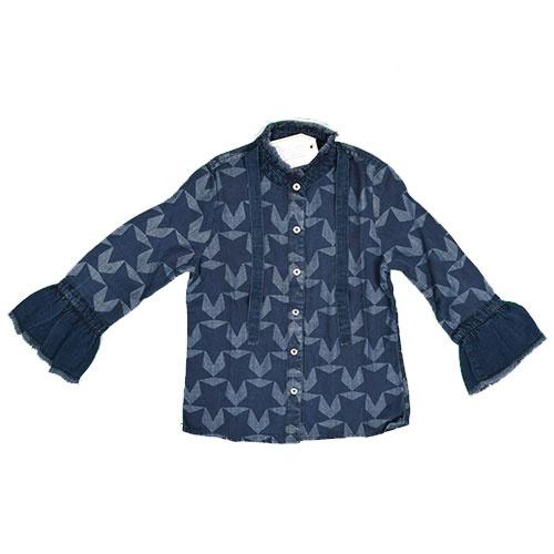 Blu & Blue New York Anna Tencel Shirt (Blouse)-1