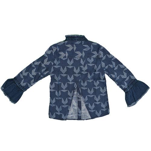 Blu & Blue New York Anna Tencel Shirt (Blouse)-3