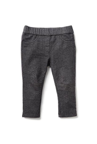 Blu & Blue New York Stretch Jeans Unisex Black (Broek)