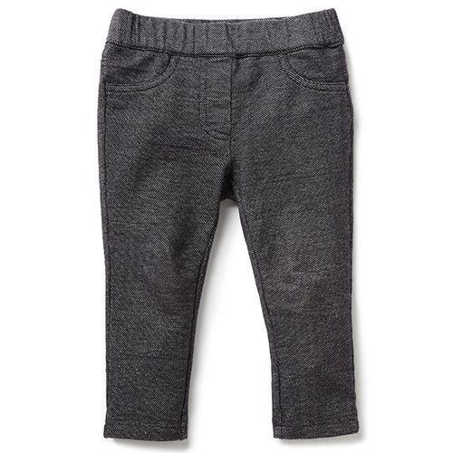 Blu & Blue New York Stretch Jeans Unisex Black (Broek)-1