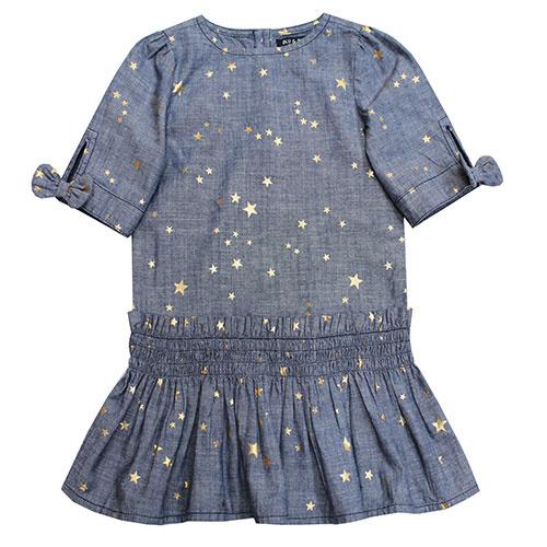 Blu & Blue New York Beatrice Dress (Jurk)-1