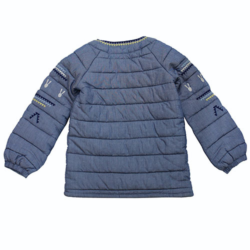 Blu & Blue New York Bunny Quilted Jacket (Jas)-4