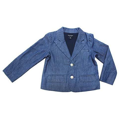 Blu & Blue New York Charlie Denim Colbert (Jacket)-1