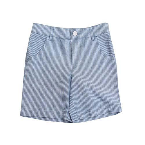 Blu & Blue New York Nathan Stripe Shorts (Korte broek)-1