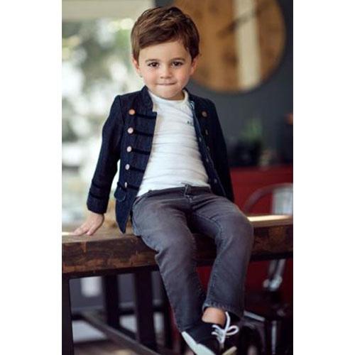 Blu & Blue New York Charcoal Jeans (Broek)-2