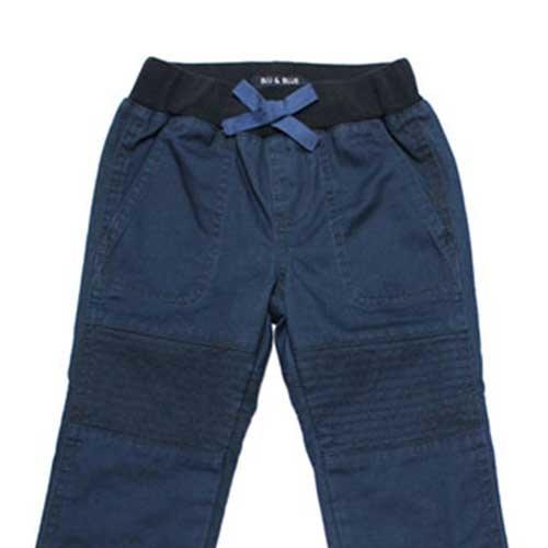 Blu & Blue New York Drawstring Jeans (Broek)-2