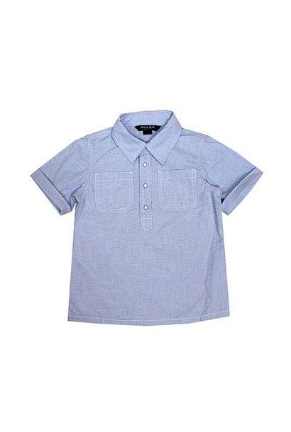 Blu & Blue New York Ryan Baby Blue Shirt