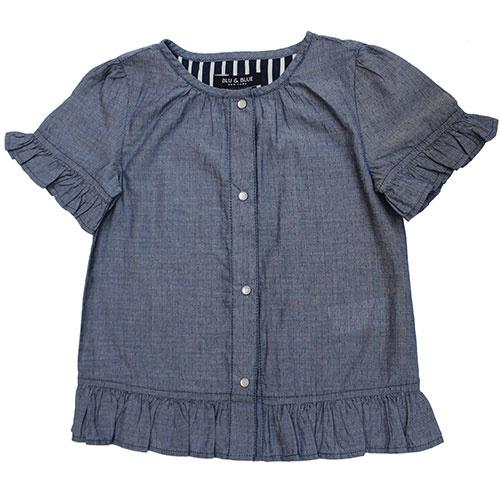 Blu & Blue New York Portofino Denim Top (Shirt)-1