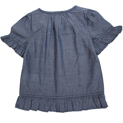 Blu & Blue New York Portofino Denim Top (Shirt)-2