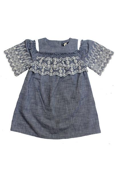 Blu & Blue New York Isla Denim Dress (Jurk)