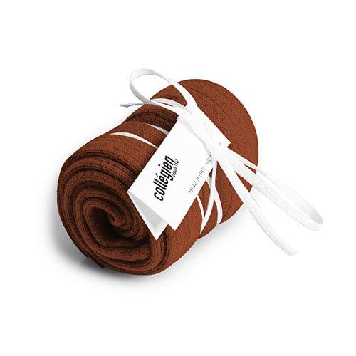 Collegien Chaussettes hautes 'Pain d'epice' (kniekousen) bruin-1