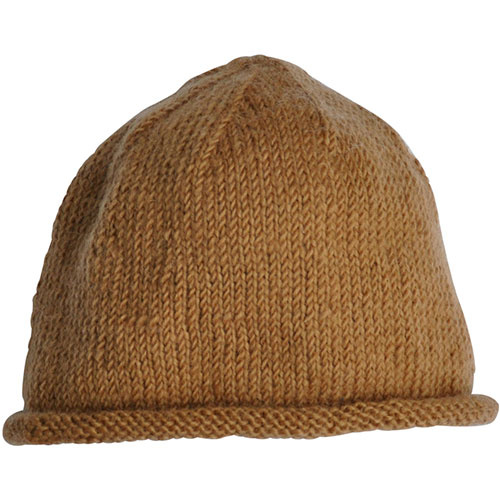 Hats over Heels Hunter Hat Kids Caramel (Muts)-1