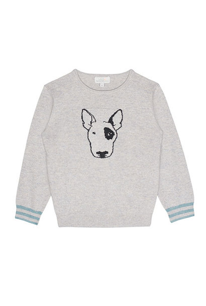 Wild & Gorgeous Brighton Jumper Grey (Trui)