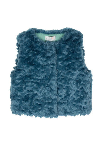 Wild & Gorgeous All Stars Gilet Teal Blue (Vest)