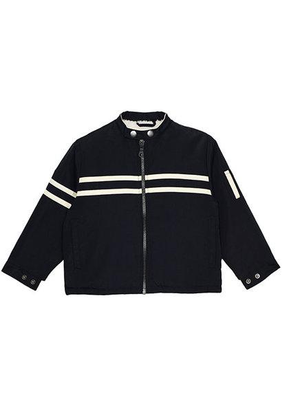 Wild & Gorgeous Biker Jacket Black (Jas)